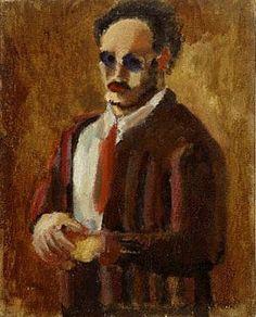 Mark Rothko - Self Portrait - 1936
