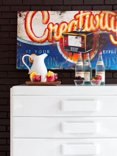 25 Ways to Upcycle Your Old Stuff   Easy Ideas for Organizing and Cleaning Your Home   HGTV