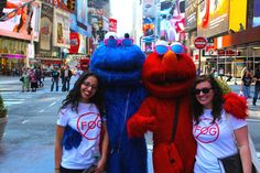 Even Cookie Monster & Elmo struggle with foggy lenses