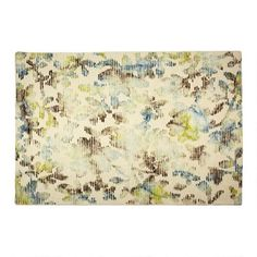 One of my favorite discoveries at ChristmasTreeShops.com: 5'x7.5' Faded Florals Rug