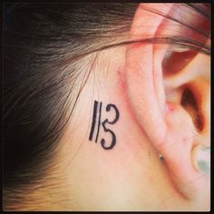 Alto clef tattoo. The clef the violist reads