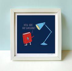A print for your sunshine   da ILoveDoodle