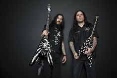 Dear Guitar Hero: Robb Flynn and Phil Demmel of Machine Head Dance Of The Dead, Fear Factory, Metal News, Machine Head, Head S, Latest Albums, Thrash Metal, How To Become, Guitar