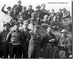 The 14th International Brigade fighting for thr Republicans. 1937. The 14th International Brigade was one of several international brigades ...