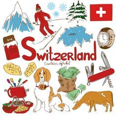 28 Best Switzerland For Kids Images Switzerland World