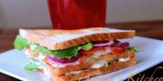 Dooney's Ikoyi Club Sandwich