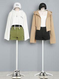 마리쉬♥패션 트렌드북! Cute Fashion, Retro Fashion, Fashion Looks, Fashion Outfits, Fashion Trends, Fashion Quiz, Classy Fashion, Petite Fashion, Japanese Fashion