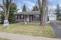 For sale $107,500. 1506 Bunn Street, Bloomington, IL 61701