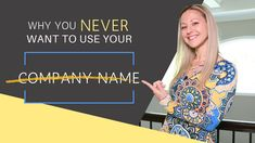 Prospecting Tips - Why I Never Use My Company Name When Prospecting   Ep...