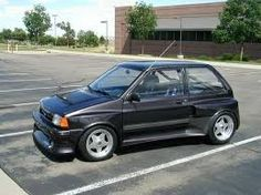 Ford Festiva Shogun