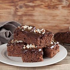 Chocolate brownies from scratch food 21 ideas Brownies From Scratch, Pancakes From Scratch, Cake Mix Cookies, Cupcakes, Chocolate Muffins, Chocolate Brownies, Cake Recipes, Dessert Recipes, Desserts
