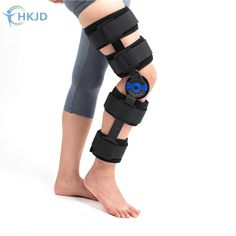 42e418a28f 2016 New Design Orthotic Devices Knee Support Brace Orthosis Rom Angle  Adjustable Hinge Knee Brace knee