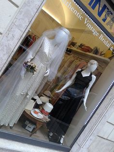OUR #1930s DISPLAY WINDOW