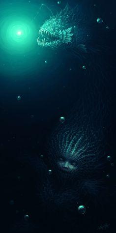under the sea by Papaya-Style