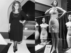 Adele mania via Vogue Curvy