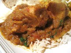 Lamb browned in its sauce (lamb kosha) | Non veg. Reciepe | Pinterest ...