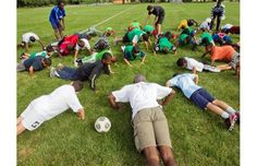 Fitness: The ABCs of physical education