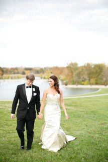 Gorgeous Fall Wedding in St. Louis | Photos