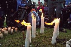 Los hijos e hijas del color de la tierra llevar su pequeña luz para Ayotzinapa  ¡NO ESTAN SOL@S! #TodosSomosAyotzinapa ¡AYOTZINAPA VIVE! ¡LA LUCHA SIGUE! EZLN ★ La Sexta ★ RvsR ★ 22 de Octubre 2014