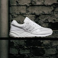 New Balance 999  White Out  Available Now – Feature Sneaker Boutique cc78627bd