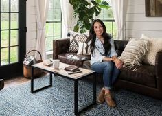 Shop Paint, Furniture, Rugs and More From Fixer Upper's Joanna Gaines and Magnolia Home Furniture | Glamour