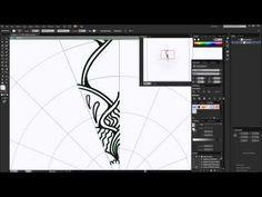 (4) How to make mandala art using adobe illustrator in 5 minutes - YouTube