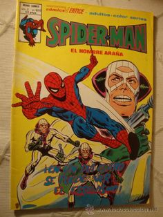 VERTICE MARVEL MUNDI COMIC SPIDERMAN SPIDER-MAN VOL.3 Nº 63 D - RQ MUY BUEN ESTADO