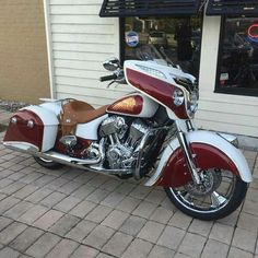 Custom Indian Chieftain