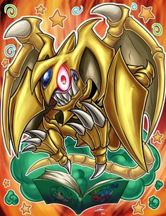 Hamon, Toon of Striking Thunder by Kraus-Illustration on DeviantArt Yugioh Monsters, Vintage Video Games, White Dragon, Funny Bunnies, Pokemon, The Magicians, Beast, Hero, Fan Art
