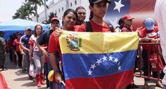 Venezolanos visitan al fallecido presidente Chávez antes de que sea trasladado al Museo Histórico de la Revolución Bolivariana:
