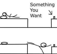 Yep. I've fallen off the top bunk doing this.