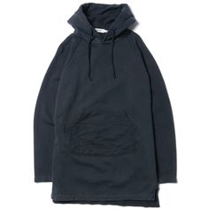 nonnative Dweller Hooded Long Pullover
