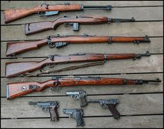 Let's see the Firearms! Sks Rifle, Assault Rifle, Ww2 Weapons, Military Weapons, Replica Guns, 22lr, Fire Powers, Hunting Guns, Cool Guns