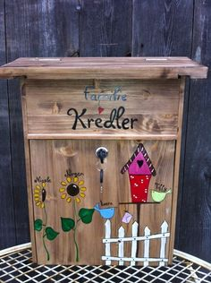 1000 images about briefkasten on pinterest garten unique mailboxes and cute little houses. Black Bedroom Furniture Sets. Home Design Ideas
