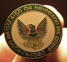 Provisional IRA badge