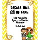 When students are done with their work, have free time, or have extra time at home, challenge them to answer questions from the Oscar's Club.  This...