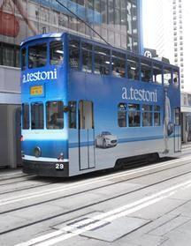 "Hong Kong's famous ""Ding Ding Tram"" | Hong Kong in 24 hours"