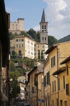 Cattedrale di San Maria Assunta, Spoleto, Italy COPYRIGHT:© 2006 Chuck Pefley