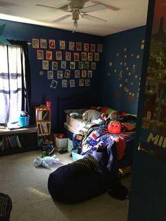 Jakub's room