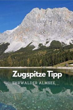 ---> EHRWALDER ALMSEE auf der Ehrwalder Alm, Tirol - Ausflugsziel in den Alpen, Familienurlaub in den Bergen #ehrwald #almsee #zugspitze #mitkindern Reisen In Europa, Trekking, Beautiful Places, Mountains, Travel, Outdoor, Juni, Hotels, Nature