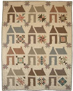 """The House of the Mistress"" - Dutch site - makes me want to do barn quilts on the houses...hmmm"