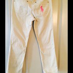 Girls (kids) Ralph Lauren khaki Pants Girls Ralph Lauren khaki pants Ralph Lauren Pants Straight Leg