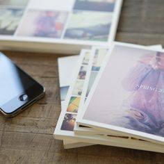 Turn Your Instagram Pics Into a Book