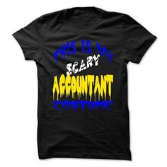 Great Halloween Costume  For Real Accountant T-Shirt Hoodie Sweatshirts oua