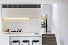 Modern Addition Breathes New Life Into Terrace House in Australia - http://freshome.com/modern-addition-terrace-house-australia/