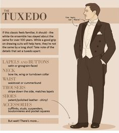 ESSENTIALS FOR THE MODERN MAN...: HANDBOOK 101 | HOW TO DRESS LIKE A SIR!