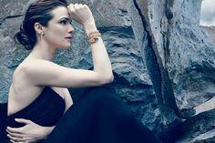 Después de haber aparcado durante unos años las campañas publicitarias, para dedicarse en cuerpo y alma a las editoriales de moda de la revista Vogue, la gen...
