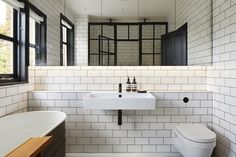 Shower Bathroom Ideas Quotes - Shower Bathroom Ideas Quotes Feb 2019 (WiredRelease via COMTEX) -- Ablution and battery articles comedy cogent role in Plain English Kitchen, English Kitchens, White Brick Tiles, Bathroom Floor Tiles, Shower Bathroom, Bathroom Faucets, Bathroom Ideas, Oak Parquet Flooring, Architects London