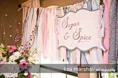 Lisa Marshall Photography: Sugar & Spice - Jenna's 1st Birthday