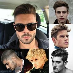 25 Cute Hairstyles For Guys 2019 Men S Hairstyles Hairstyle Names For Guys Cute Guy Haircuts, Cute Hairstyles For Boys, Short Spiky Hairstyles, Layered Haircuts, Haircuts For Men, Messy Hairstyles, Male Hairstyles, Stylish Hairstyles, Braids With Fade